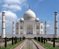 Kashmir Honeymoon with Agra Tour